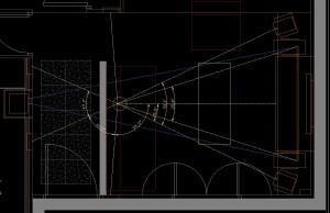 Conception et métré d'une véranda à l'aide d'un programme de DAO